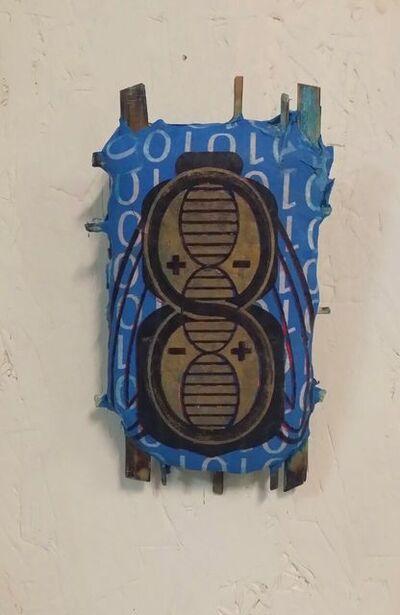 Matt Bagley, 'CyBorg Fesh 'Bug Logo'', 2017