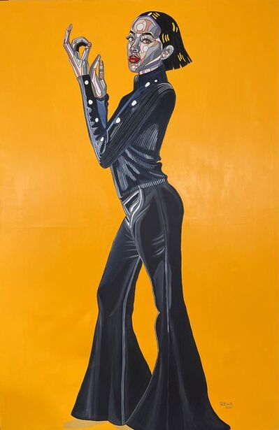 REWA, 'Modern Ways | Somadina in Black', 2021