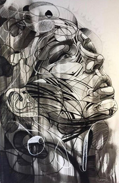 HOPARE, 'Black', 2018