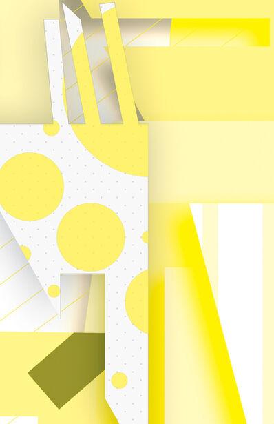 Donald Hearn, 'Colonial Yellow 01', 2019