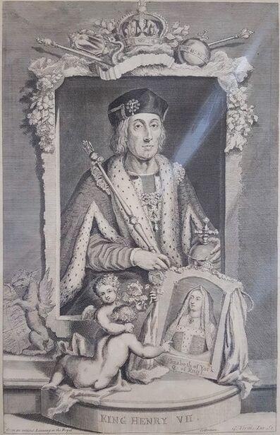 George Virtue, 'King Henry VII', 1736