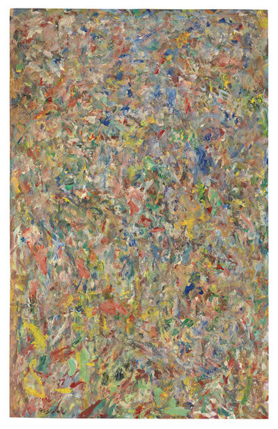 Milton Resnick, 'Untitled', 1962