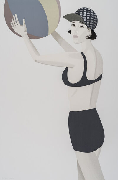 Alex Katz, 'Chance (Vivien)', 2016