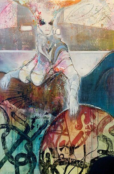 Dominic Besner, 'Galerie de L'avenue Venante', 2020