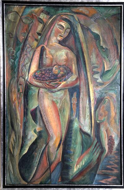 Alexander Raymond Katz, 'Nude in the Forest', ca. 1949