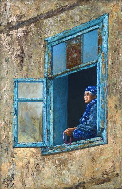 Dilorom Mamedova, 'Contemplation', 2013