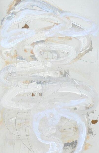 Brenda Zappitell, 'White Series 5', 2017