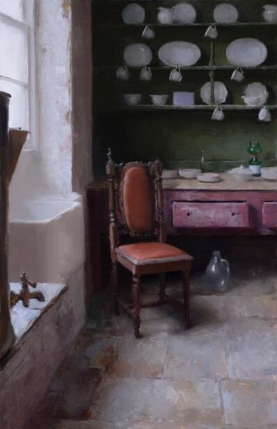 Kenny Harris, 'Downstairs Kitchen, Lissadell House', 2020