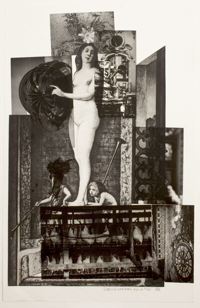Robert Rauschenberg, 'Bellini #4', 1988