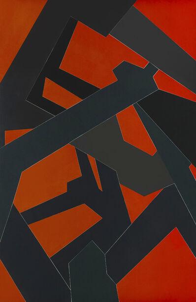 Jedd Novatt, 'Kármán Line X', 2019