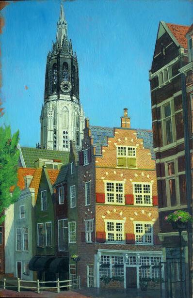 Benjamin J. Shamback, 'Neighborhood near Nieuwekerk ', 2018