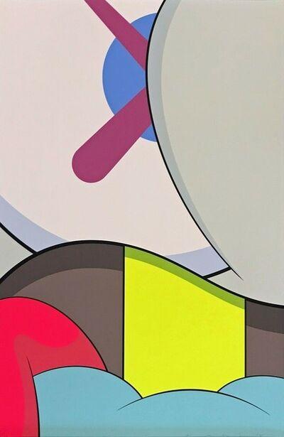KAWS, 'Blame Game No. 6', 2014