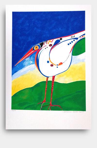 Aldemir Martins, 'Pássaro', 2003