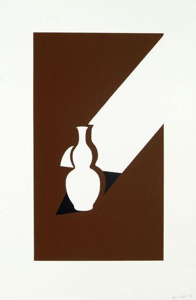 Patrick Caulfield, 'Arita Flask, from the White Ware Series [Cristea 76]', 1990