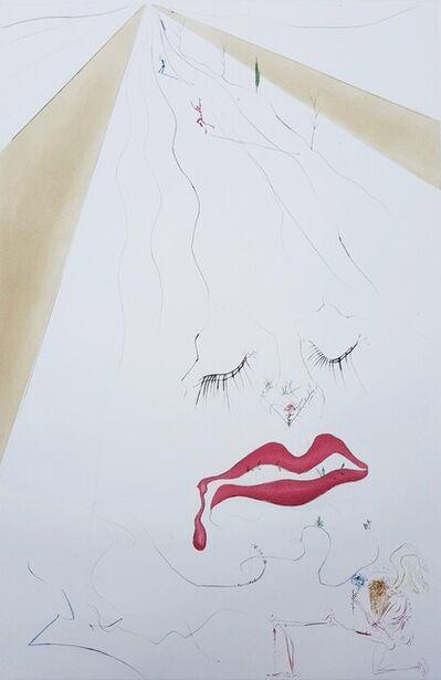 Salvador Dalí, 'Transfiguration', 1973
