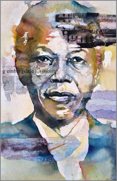 Bruce Clarke, 'Embargo on History (Nelson Mandela)', 2018