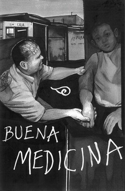 Hugo Crosthwaite, 'Tijuanerias #82 (Buena Medicina)', 2011