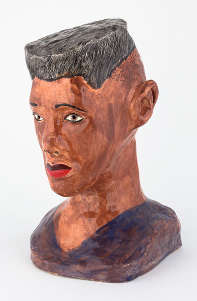 Gerald Wiggins, 'Untitled (Grace Jones)', 2018