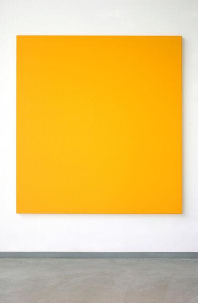Sonia Costantini, 'Giallo solare', 2007