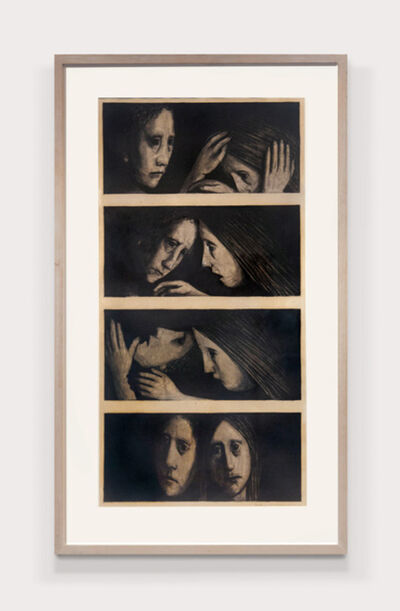 Evelyn Williams, 'Conversations', 1979