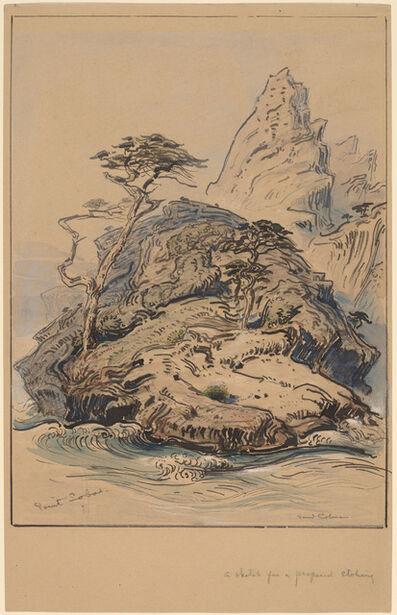 Samuel Colman, 'Point Lobos, California', probably 1886