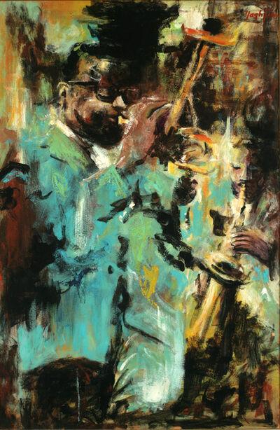 Edmund Yaghjian, 'Hot Trumpet', 1964