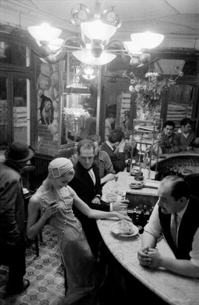 Frank Horvat, 'Le Chien qui Fume, For Jardin des Modes, Paris', 1957
