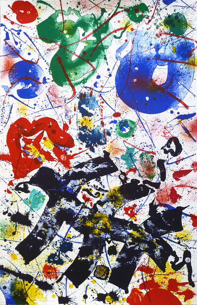Sam Francis, 'Untitled (SF-357)', 1992