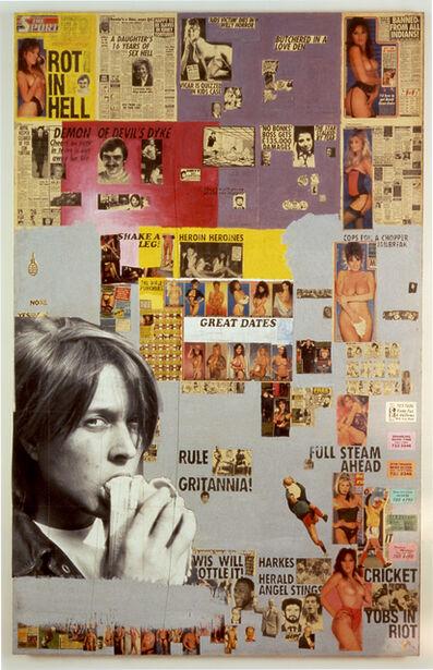 Sarah Lucas, '  Great Dates', 1992
