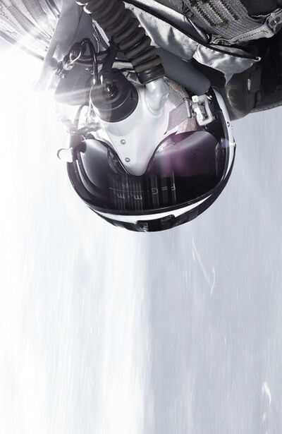 Michael Najjar, 'gravitational stress at the edge of space', 2013