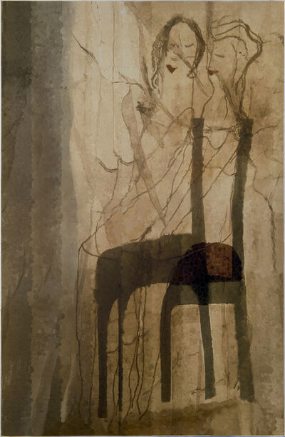 Azade Köker, 'Dialogue', 2017
