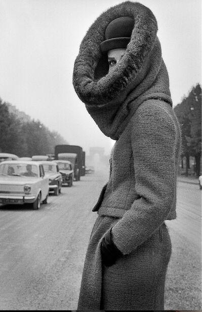 "Frank Horvat, '""Iris Bianchi, Paris""', 1962"