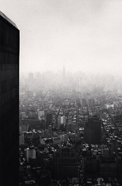 Michael Kenna, 'Midtown From Downtown, New York, USA', 1998