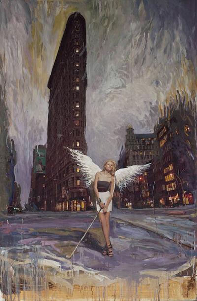 CHRIS CAROLINA, '#62 FLAT IRON NYC'