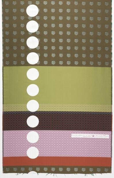 Hella Jongerius, 'Textile, Repeat Dot Print', 2002