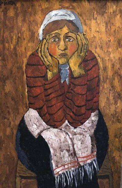 Christa Kirova, 'Portrait of a woman', 2020