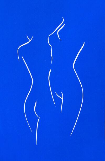 Carla Cascales Alimbau, 'Klein Blue', 2019