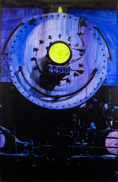 May Sun, 'Midnight Train', 1989