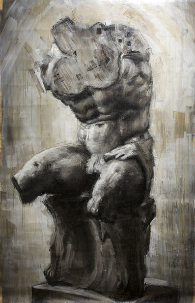 Valerio D'Ospina, 'Torso Belvedere', 2011