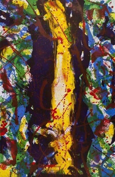 Sam Francis, 'Untitled (SF-343)', 1990
