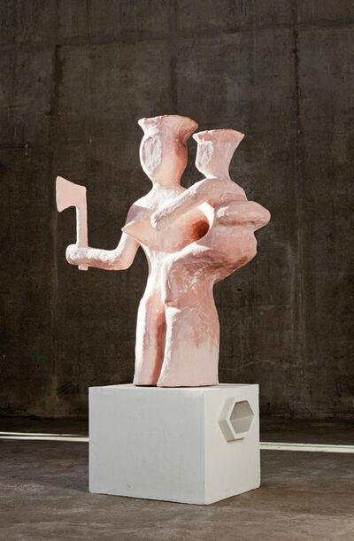 Atelier Van Lieshout, 'Black Madonna', 2014