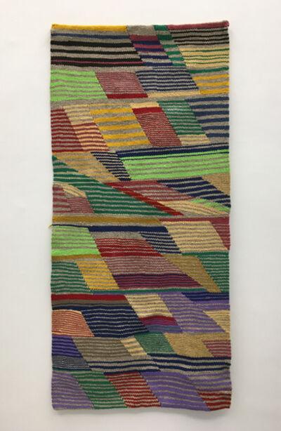 TERESA LANCETA, 'Sobre el gris', 1999