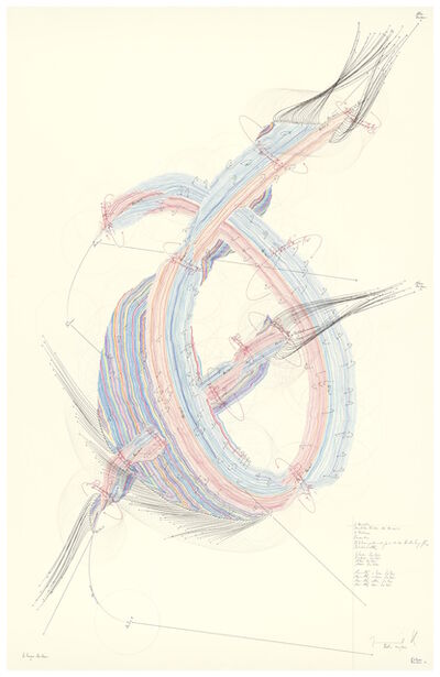 Jorinde Voigt, '2 Horizonte', 2013