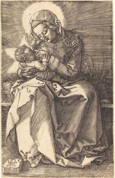 Albrecht Dürer, 'The Virgin Nursing the Child', 1519