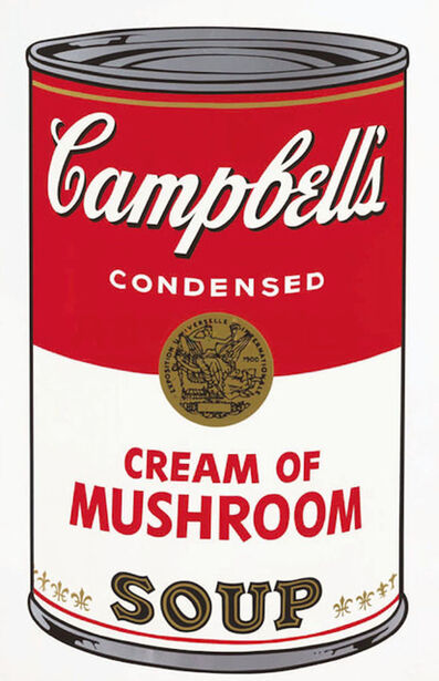 Andy Warhol, 'Campbell's Soup I: Cream of Mushroom (F&S.II.53)', 1968
