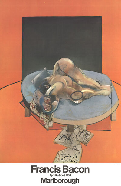 Francis Bacon, 'At Marlborough', 1980