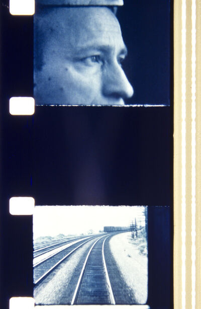 Jonas Mekas, 'Jonas,from the train in Avignon, 1966', 2013