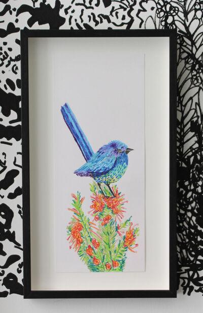 Chourouk Hriech, 'Les oiseaux dans ma tête #11', 2020