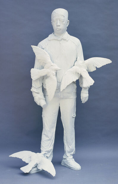 Zhang Dali, 'Square No. 5', 2014