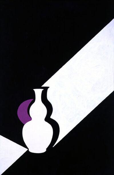 Patrick Caulfield, 'Arita  Flask:  Black', 1989